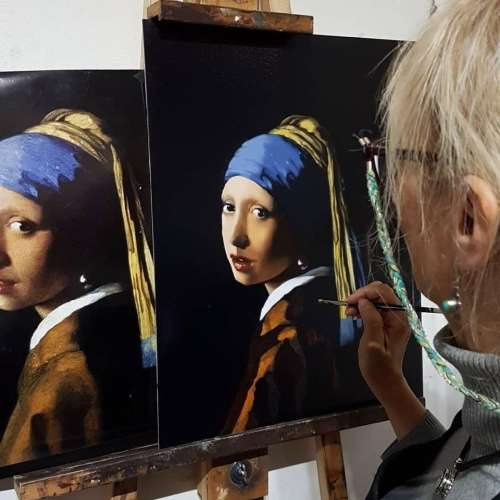Annual General Meeting and Old Masters Techniques with Audrey Barclay......Members Only Morning Demo