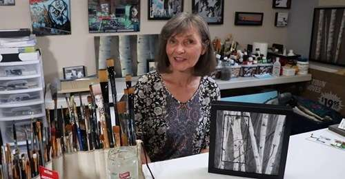 A Video Lesson from PAG artist Janice Low