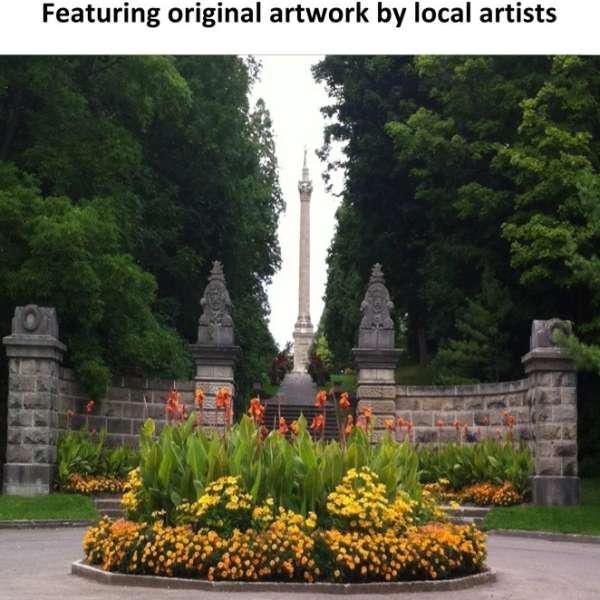 Queenston Art Show May 18 to 21, 2018